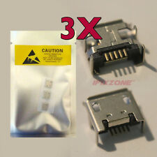 3 X New Micro USB Charging Sync Port Charger JBL Flip 3 Bluetooth Speaker USA