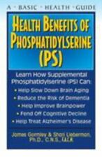 Health Benefits of Phosphatidyslerine (Ps) by James Gormley and Shari...