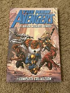 New Avengers Complete Collection Brian Bendis Volume 7 TPB NEW & OOP Marvel