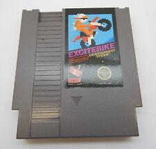Nintendo NES Excitebike Game Cartridge, Works R13337