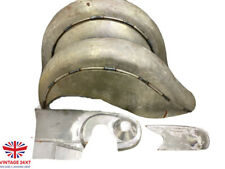INDIAN CHIEF FRONT & REAR RAW FENDER MUDGUARDS + CHAIN GUARD POST WAR |Fit For