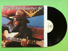 Hank Williams Jr - Five-O, Warner Brothers 925267-1 ex-condition Vinyle LP