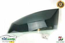 10-19 Jaguar XJ Front Left LH Driver Side Door Window Glass OEM