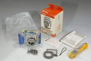 Canon WP-DC3 Waterproof Case for Canon PowerShot SD630 Digital Camera New in Box