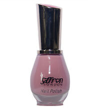 Glossy Baby PINK Nail Polish / Varnish Saffron London 15 Blossom