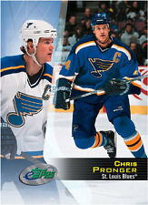 CHRIS PRONGER  2002 ETOPPS IN HAND LIMITED EDITION 1147