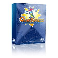 Crea il tuo quiz format personalizzato QUIZXPRESS- Quiz Game Software (PC- BUZZ)