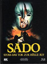 Sado , Buio Omega , limited Mediabook , german audio , uncut , New , Cover B