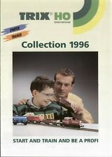 catalogo TRIX Collection 1996 Start and train and be a profi  aa