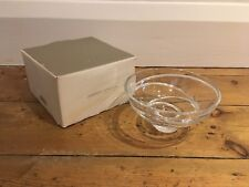 """Jasper Contain At Stuart (Waterford) Lead Crystal 6"""" Footed Bowl"""
