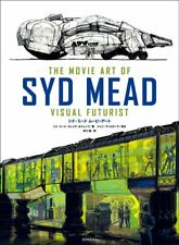 The Movie Art of Syd Mead Visual Futurist Japan Science Fiction Book NEW