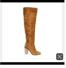 182356835bf Steve Madden Brown Over-the-Knee Boots for Women for sale | eBay