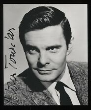 Louis Jourdan Signed Vintage Photo Autographed AUTO Signature