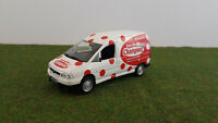 FIAT SCUDO SUPERMARCHE CHAMPION blanc 1/43 NOREV voiture miniature de collection