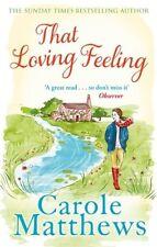 That Loving Feeling,Carole Matthews- 9780751551501