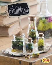 Gardening Guides: Indoor Gardening : Growing Air Plants, Terrariums, and More...