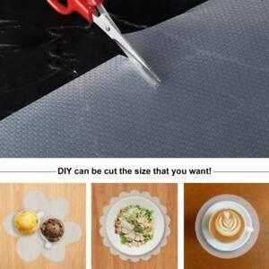 Schubladenmatte Einlegematte Anti-Rutsch Unterlage Wasserfest Schubladeneinlage