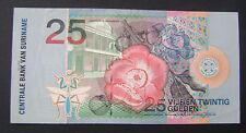 Suriname - 25 gulden 2000 PICK 148 PR/XF