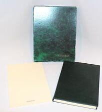Audemars Piguet Notepad, Address Book, & Jacket Notepad Holder in box