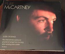 PAUL MCCARTNEY – PURE MCCARTNEY 2CDs (NEW/SEALED) Best of