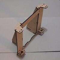 3D Printer Reprap Mendel Rework Prusa i3 Frame Laser Cut 6mm PlyWood + Screws