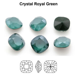 Genuine AURORA A4470 Round Square Fancy Stones Crystals Different Colors & Sizes