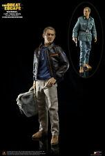 Star Ace Juguetes Steve McQueen capitán Virgil Hilts Deluxe 1/6 acción figura SA0007