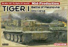 """NEW Dragon (6888): Sdkfz. 181 Tiger """"Otto Carius"""" au 1/35"""