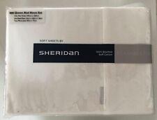 Sheridan Flannelette Queen Sheet Set