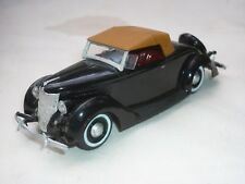 Un kit de plástico Pyro construido de un 1936 Ford Roadster