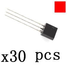 30PCS BC548 BC548B TO-92 TRANSISTOR PNP 30V 100MA TO-92 FAIRCHILD NEW