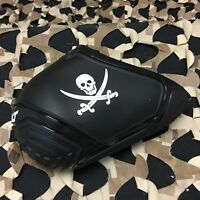 NEW Exalt Paintball Tank Grip Cover - Small - Jolly Roger Pirate
