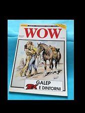 WOW nr. 2 del 1990 COVER TEX (LUIGI F. BONA EDITORE)