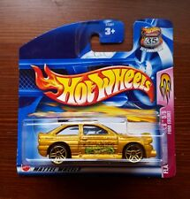 Hot Wheels Ford Escort . Flamin' Hot Wheels . selten