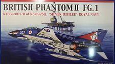British phantom FG.1 II Silver Jubilee model 1 / 72 F Series No.59 Fujimi