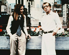 Woody Allen & Diane Keaton Color 8X10 Photo Annie Hall