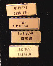 4 IRFG110 100V Quad N-Channel MOSFET in a MO-036AB package NOS