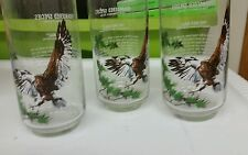 Burger Chef Endangered species Eagle glass from 1977