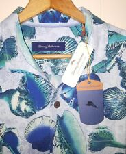 Tommy Bahama 100% Silk Hawaiian Button Shirt Mens XL NWT $118.00