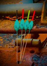 Ds Pole Floats Far Shelf mud-liners handmade commercial carp & f1 floats