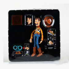 "New Sci-fi Toy Story Kaiyodo Revo Revoltech Cowboy Woody 010 6.5"" Action Figure"