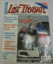 Lost Treasure Magazine Deep, Deep Relic Hunting July 1992 071814R