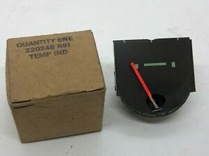 IHC International Harvester Pickup Travelall Temperature Gauge 220248-R91 NOS