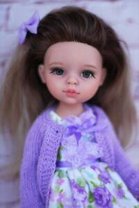 """""""Lavender burst"""" Set of clothes for 13,5 inch dolls"""