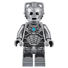 LEGO Doctor Who - Original - Cyberman Minifig - New