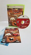 Cars Mater-National Championship (Microsoft Xbox 360, 2007)