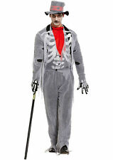 Men's Scary Halloween Party One Size Fancy Dress Costume Voodoo Witch Doctor