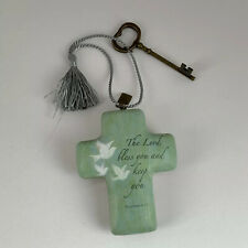 Cross & Key, Caroline Simas Artful Cross The Lord Bless You And Keep You