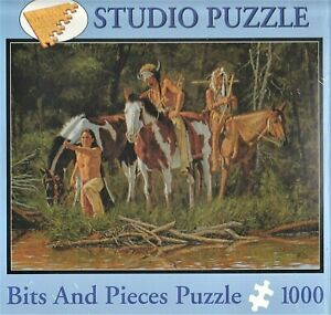 NIB This Way by Robert Tater 1000 Pc Jigsaw Puzzle * Bits & Pieces