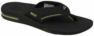 Reef Fanning Mesh Sandal - Grey / Green - New